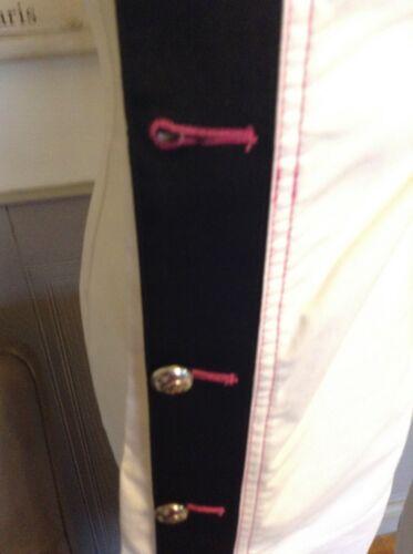 Jeans Open Side Opzione Uk 38 Donna Eu 12 Moschino 1qxEt