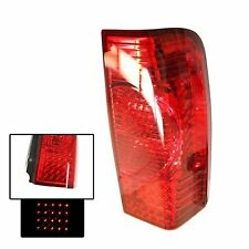 Brand New All Red LED Tail Lights Lamp Pair for 02-04 Nissan Xterra LH + RH Set