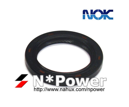 NOK FRONT CRANK OIL SEAL FOR NISSAN SKYLINE 8.93-03.98 2.5L Turbo ECR33 RB25DET