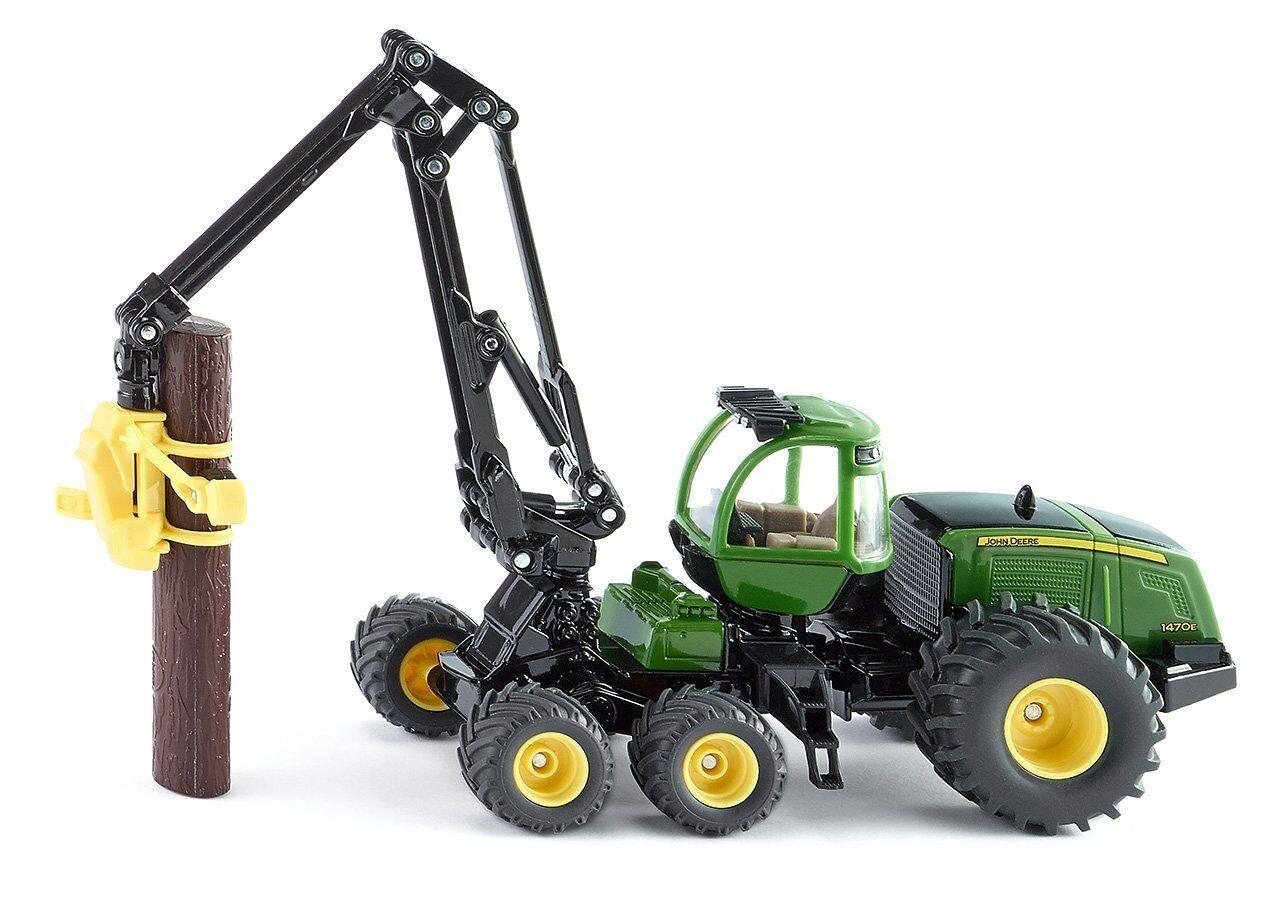 1994 John Deere Harvester 1 50 SIKU