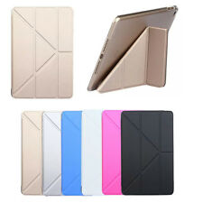 Transformers Leather Magnetic Cover Smart Case Stand for iPad 2 3 4 Mini Air