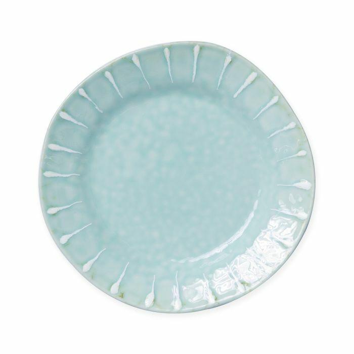 Vietri Cascata Salad Plate - Set of 4