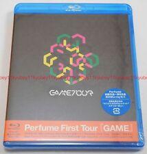 New Perfume First Tour GAME Blu-ray Japan TKXA-1011 4988008083088 Free Shipping