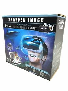 Sharper Image Smartphone 360 Degree Virtual Reality Headset Ebay