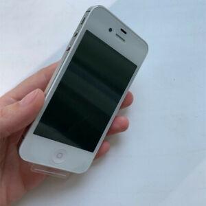 Apple iphone 4S Unlocked 32GB GSM Wi-Fi GPS 8MP smartphone-Renovation