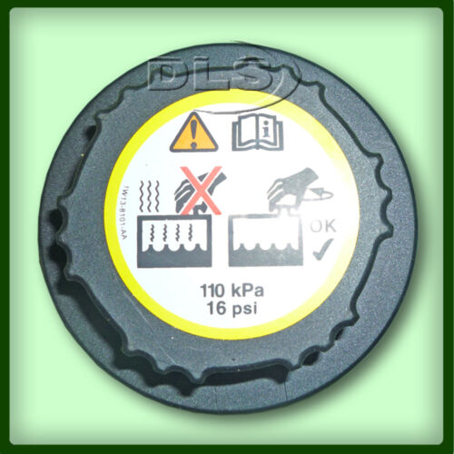 Expansion Tank Cap Discovery 3 and Discovery 4 PCD500030