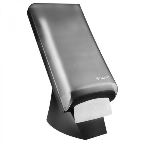 Lucart L-One Tabletop Tischspender Stand-Servietten-Spender Serviettenspender