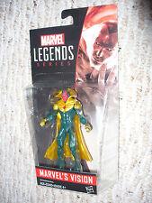 "Marvel Legends Series - 3 3/4"" Action Figure - Marvel's Vision - dated 2015"