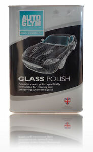 image is loading genuine autoglym glass polish 5 litre powerful cream