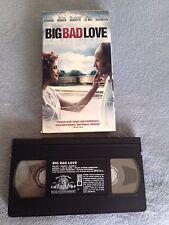 Big Bad Love (2001) -VHS Video Tape-Comedy/Romance- Arliss Howard - Debra Winger