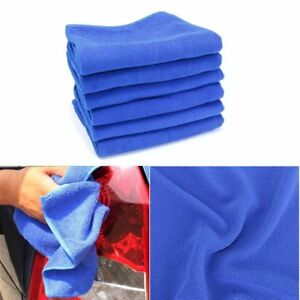 IngéNieux Super Absorbent Car Wash Microfiber Towel Hemming Cleaning Drying Cloth Duste W& GuéRir La Toux Et Faciliter L'Expectoration Et Soulager L'Enrouement