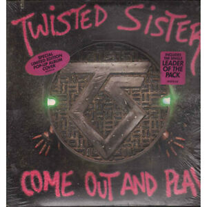 Twisted-Sister-Lp-Vinile-Come-Out-And-Play-Atlantic-81275-1-E-USA-Sigillato