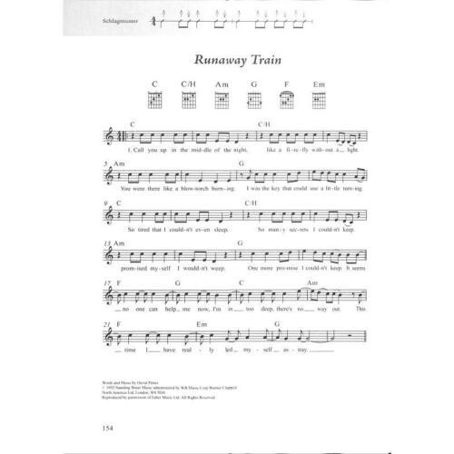 Müller: Rock /& Pop Fetenbuch für Alt u NEU Jung NOTEN Gesang Gitarre ED 22800
