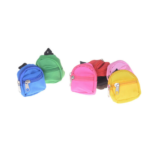 Doll Backpack 1//6 Doll Bag Accessories For Kid Girl Toy Gift WLBLTS