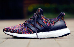 Adidas Ultra Boost 3.0 LTD Multi Color Size 9.5. CG3004 Yeezy NMD PK ... b22070917