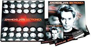 Jean-Michel-Jarre-Electronica-Vol-1-amp-Vol-2-New-CD-Boxed-Set-UK-Import