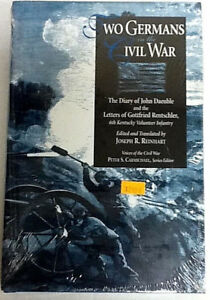 Two-Germans-in-the-Civil-War-The-Diary-of-John-Daeuble-amp-Letters-Of-Rentschler
