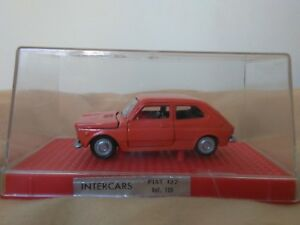 Miniatura-1-43-Nacoral-Intercars-Chiqui-Cars-Metal-120-Fiat-127-Made-in-Spain