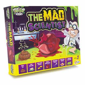 Mad Scientifique Weird Science Enfants Chimie Expérience Ensemble Kit Jouet 0001