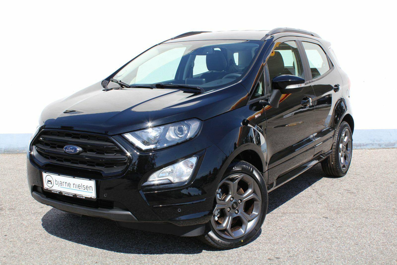 Ford EcoSport 1,0 SCTi 140 ST-Line Black