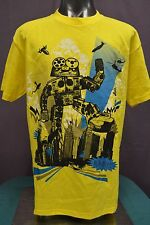 Licensed Youth Mad Engine Robot Shirt New Size L