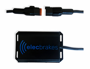 Electric Brake Controller >> Portable Bluetooth Electric Brake Controller With Leader Ebay