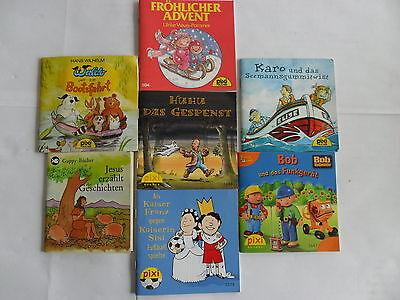 Huhu Das Gespenst Fröhliche Advent Bob AnpassungsfäHig 7x Mini Bücher Sammlung Karo