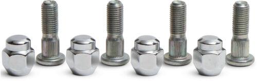 AB Wheel Stud and Nut Kit 14-18 POLARIS RZR 570 09-14 RANGER 500 800 900 MODELS