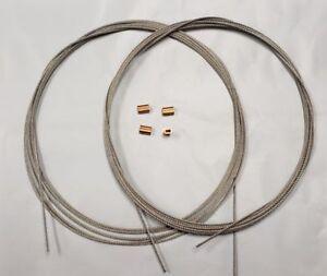Kayak-Rudder-Cables-T304-SS-1-16-034-7-7-2-12-039-Cables-W-4-Crimps