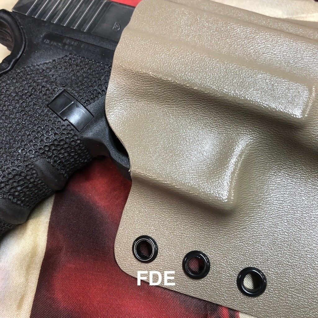 Pancake OWB FNH Kydex Holster for FNH OWB FNX FN Herstal Models by 1441 Gear 85b3ce