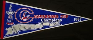 Columbus-Clippers-Vintage-1987-Governors-Cup-Champions-Vintage-Roster-Pennant