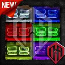 05-07 Ford Super Duty Remote Control Color Change LED Halo 4 PC Headlight Kit