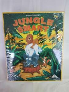 Foxmind Games Jungle Smart Board Game Brand New Factory Sealed