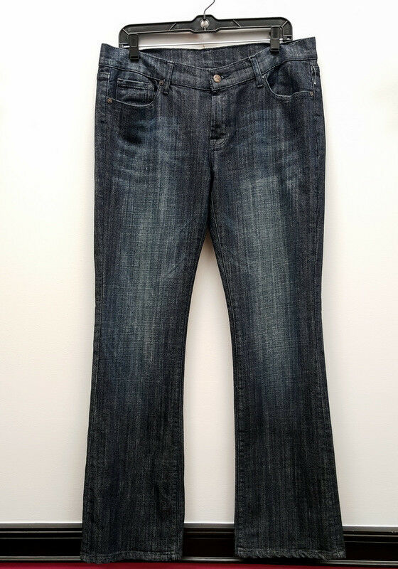CITIZENS Of HUMANITY Size 32 Dark Wash Low Waist Denim