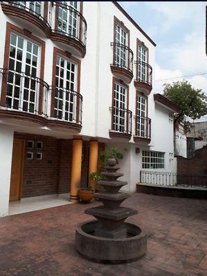 Renta Oficina,Calle Miguel Angel de Quevedo,Del.Coyoacan.