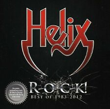 Helix - R-O-C-K Best of 1983-2012 [New CD]