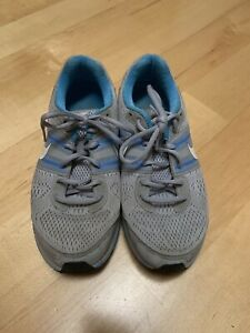 Compositor Picante Muestra  Nike Womens Air Pegasus 29 Running Shoes 524981 014 Gray Blue US Size 9.5 |  eBay