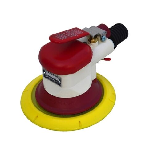"6/"" PSA Pad 3960 Hutchins Vacuum Assist Random Orbital Sander with 3//16/"" offset"