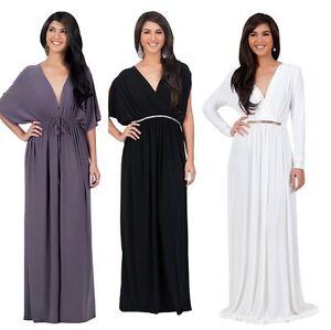 Plus-size-women-dress-Plus-size-Evening-Party-Wedding-Maternity-Maxi-Beach-0B