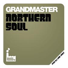 Mastermix Music Factory Grandmaster Northern Soul DJ Megamixed Music CD