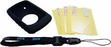 Garmin Edge 810 / 800 Ultimate Protection Bundle - Includes G-SAVR tether, Case