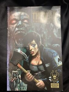 The Dead Kingdom Of Flies (collected Edition) Issue 1 Signed By Biz Comic Book