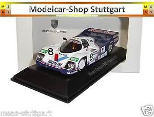 Porsche 956 #8 - Gagnant Daytona 1985 Spark 1:43 Map02028514 Neuf Usine