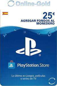 PlayStation-PSN-Tarjeta-Prepago-25-25-Euro-Sony-PS3-PS4-PS-Vita-Codigo-ES