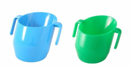 Baby Toddler Drinking Cup Dishwasher Safe NEW Doidy Cup