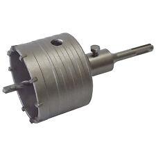 82mm SDS Core Drill Bit & Pilot Drill Hardened Steel Great Value!
