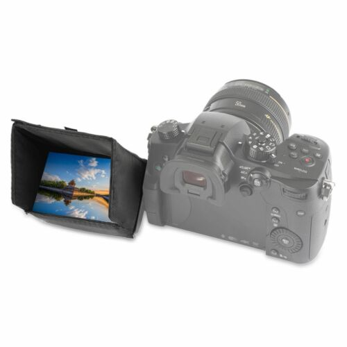 Pantalla LCD Smallrig Sol Capucha Fr Panasonic Lumix GH5//GH4//G85//G7//GX8 1972 Cg
