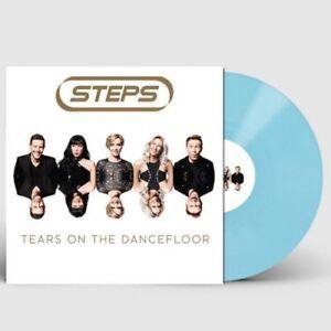 STEPS-TEARS-ON-THE-DANCEFLOOR-BLUE-VINYL-LP-SEALED