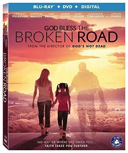God Bless The Broken Road Blu-ray, 2018  - $7.90