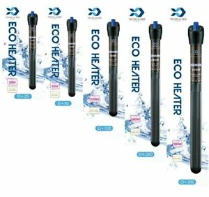 Image Is Loading Submersible Aquarium Eco Heater 25w 50w 100w 150w